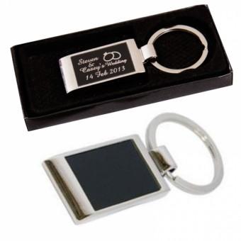 Shiny Gift Boxed Keyring